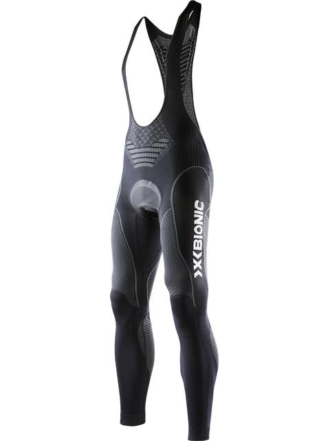 X-Bionic Biking Twyce Endurance Long Bib Tights Men Black/Anthracite